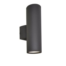 Brasher 2-Light Outdoor Sconce