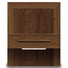 Moduluxe 1 Drawer Nightstand by Copeland Furniture
