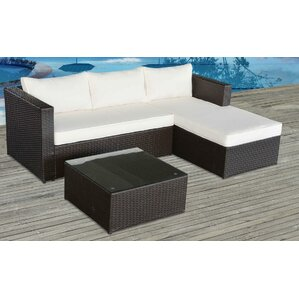 Marino Outdoor Sectional With Cushions