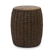 Runyon Woven Vanity Stool by Bay Isle Home
