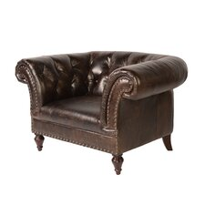 Jaffna Club Chair by Lazzaro Leather