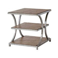 Palos Heights End Table by Stein World