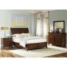 Garrick Platform Customizable Bedroom Set by Darby Home Co