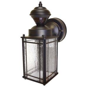 Nordmeyer 1 Light Outdoor Wall Lantern