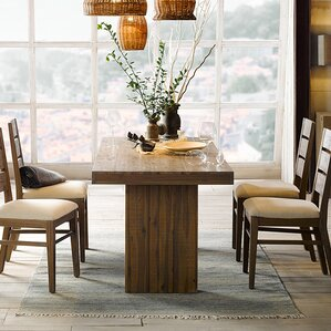 Modern Dining Room Furniture Room Board. Parsons Dining Table With ...