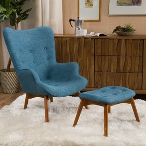 midcentury modern accent chairs youll love wayfair