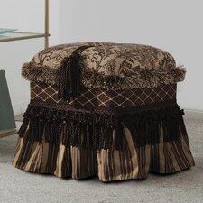 Seraphina Traditional Decorative Ottoman by Astoria Grand
