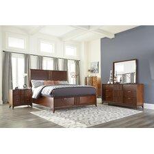 Caitlin Storage Customizable Bedroom Set by Ivy Bronx