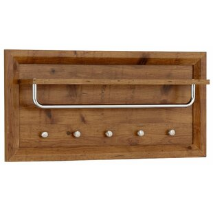 Johnathan Wall Mounted Coat Rack By Union Rustic