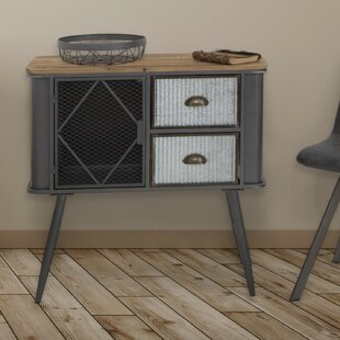 Elmer 2 Drawer Filing Cabinet By Williston Forge