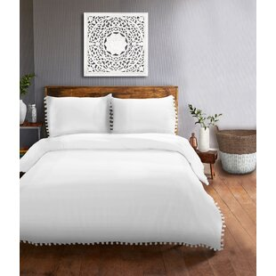 Grovetown 100% Cotton 3 Piece Duvet Cover Set