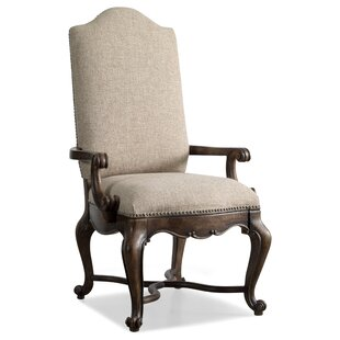 Rhapsody Upholstered Dining Chair (Set Of 2) by Hooker Furniture Coupon
