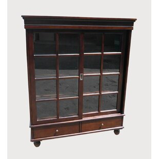 D-Art Collection Curio Cabinet