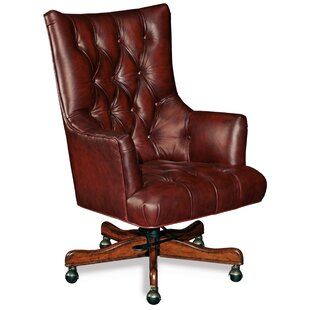 Hooker Furniture Leather Executive Chair