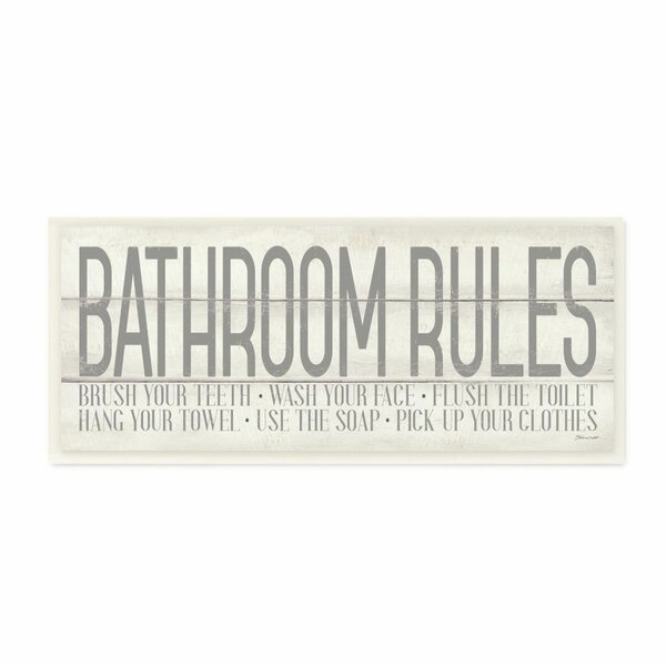 Proudly Made in USA 12 x 10.5 x 2 Stupell Home D/écor I Dont Just Sing Over The Door Hanger