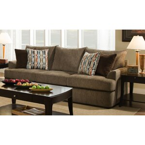 Simmons Upholstery Seminole Sofa by Red Barr..