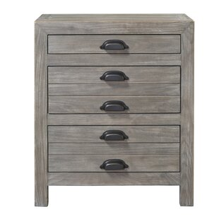 Losh 3 Drawer Nightstand by Trent Austin Design