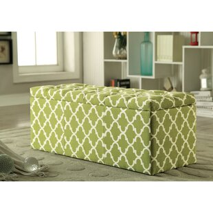 Red Barrel Studio Chief Springs Upholstered Storage Bench
