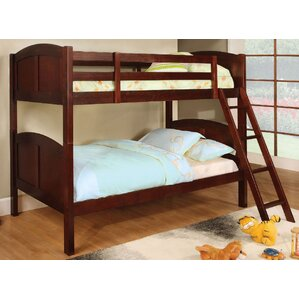 Azalea Twin Over Twin Bunk Bed by A&J Homes Studio