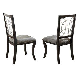 Latitude Run Kierra Side Chair (Set of 2)