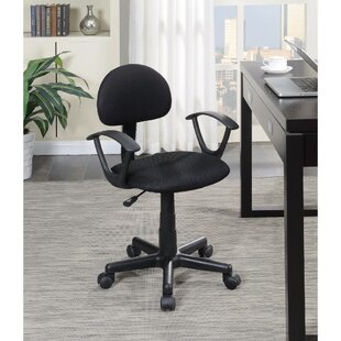 Lapine Low-Back Office Task Drafting Chair by Symple Stuff 2019 Sale