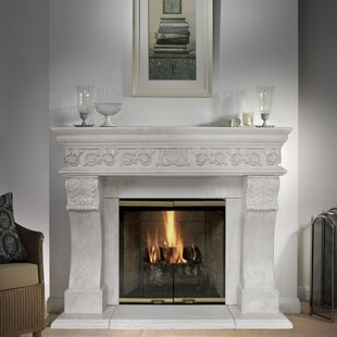 President Churchill Fireplace Surround ByHistoric Mantels Limited