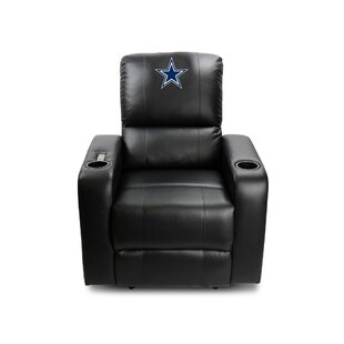NFL Power Recliner Home Theater Individual Seating by Imperial International