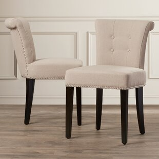 Cyrus Parsons Upholstered Dining Chair (S..