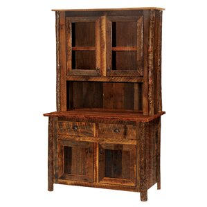 Barnwood China Cabinet by Fireside Lodge