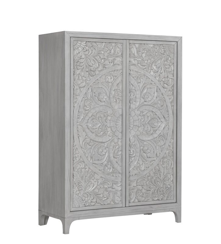 Modus Furniture Boho Chic Armoire