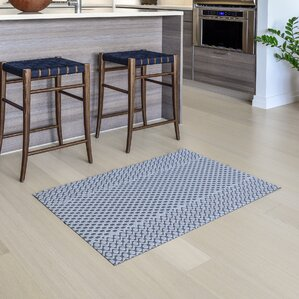 Wonderful Oberle All Weather Modern Runner Kitchen Mat