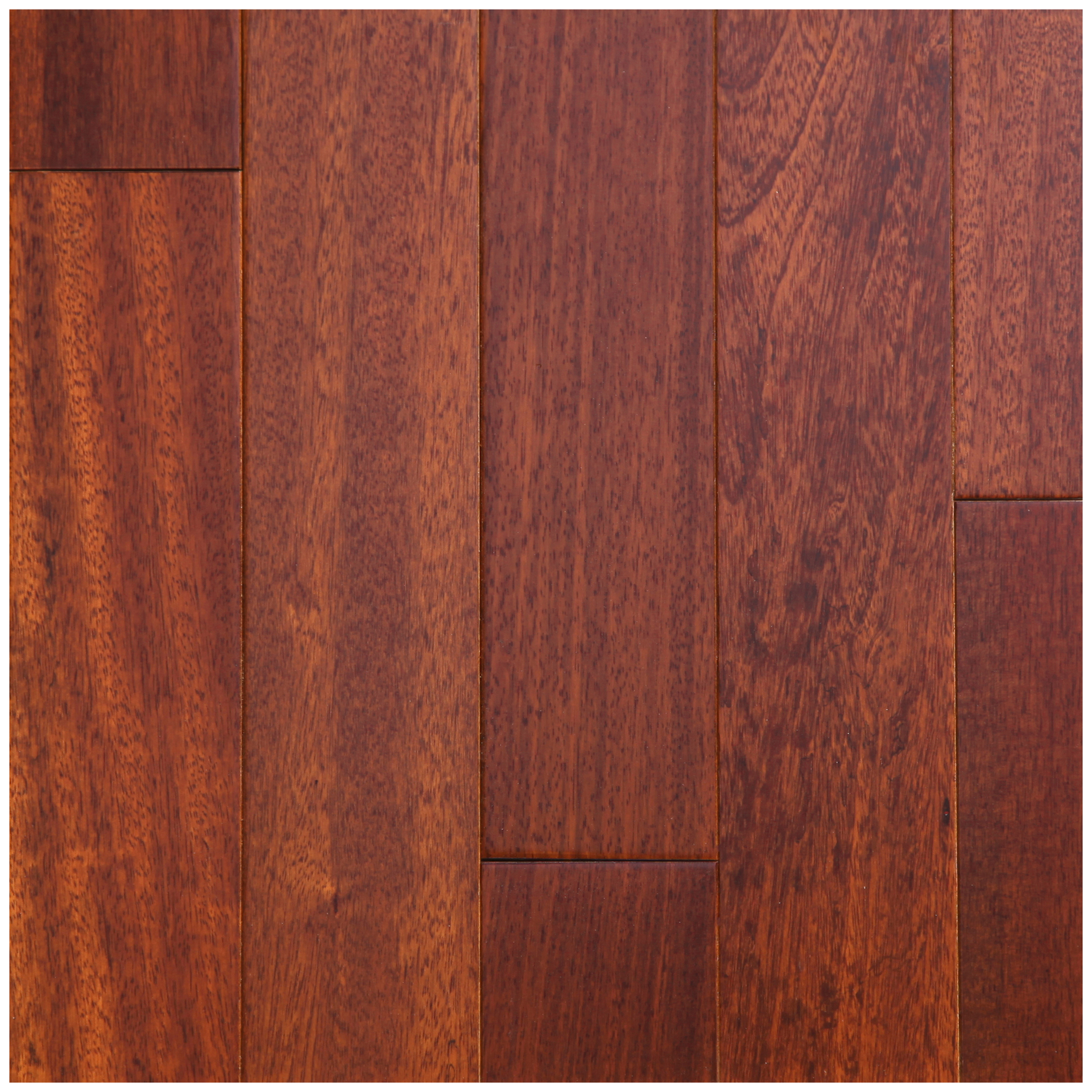 South American Legends Brazilian Cherry 1 2 Thick X 3 5 8 Wide Varying Length Engineered Hardwood Flooring