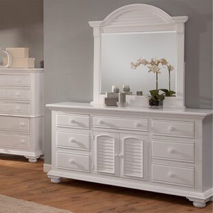 Morpeth 7 Drawer Wood Dresser