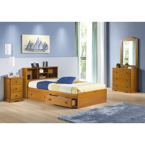 Bedroom Sets Pine pine kids' bedroom sets you'll love | wayfair