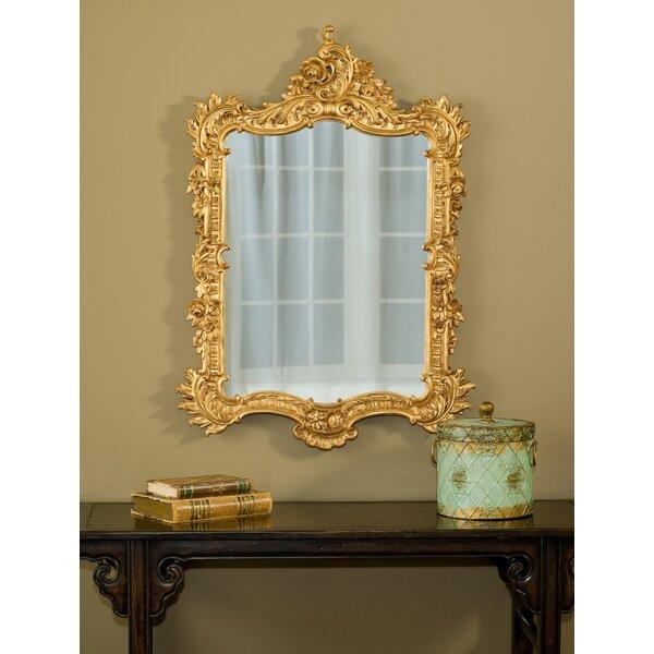 Ornate Gold Mirrors Wayfair