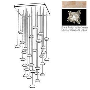 Natural Inspirations Cluster Pendant by Fine Art Lamps