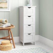 Corner Bathroom Cabinets Shelving You Ll Love In 2021 Wayfair