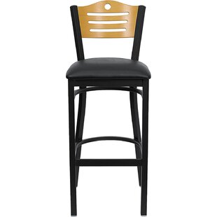 Jazmin 32 Bar Stool Ebern Designs