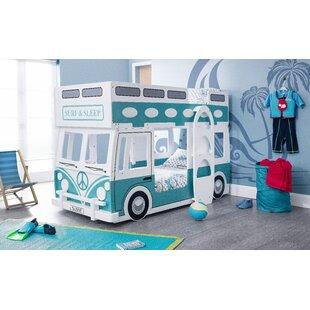 Steve Single Bunk Bed By Zoomie Kids