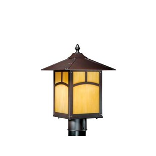 Loon Peak Pompa Outdoor 1-Light Lantern Head