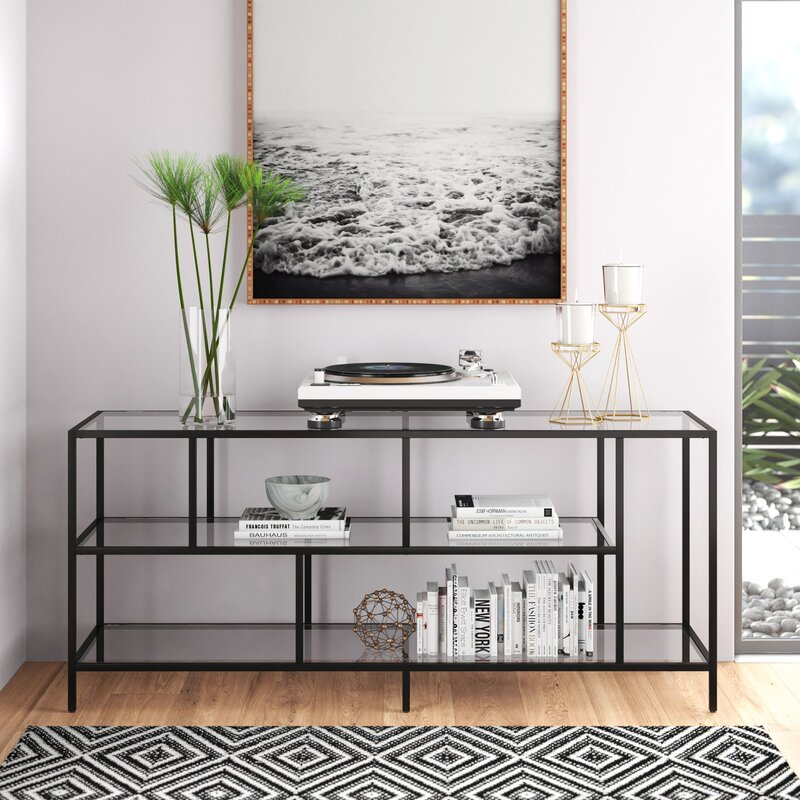 Allmodern Tv Stand For Tvs Up To 60 Reviews Wayfair
