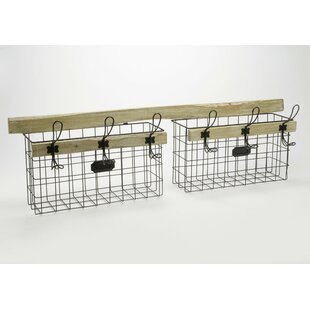 Agirta Wall Mounted Coat Rack By August Grove