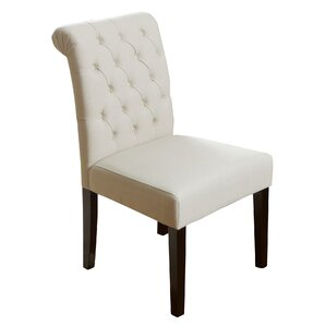 Cullon Tufted Parsons Chair by Home Loft Concepts