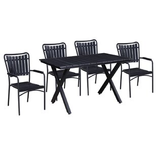Granville 5 Piece Dining Set by Highland ..