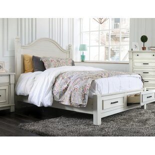 Earlene Panel Bed by Canora Grey