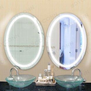 Bagley Bathroom/Vanity Mirror ByLatitude Run