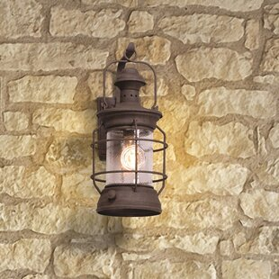 Huxley 1-Light Outdoor Wall Lantern