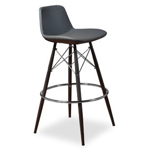 Gorham 30 Bar Stool (Set of 2) Wrought Studio