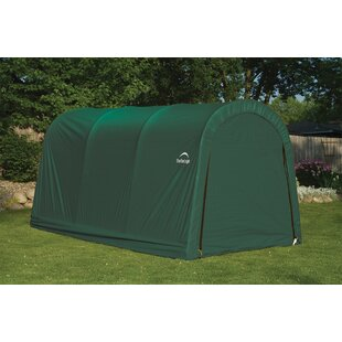 3m X 4.6m Round Style Shelter Tent By ShelterLogic