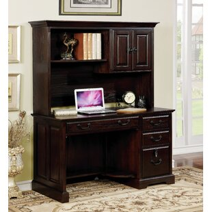 Appleby Computer Desk with Hutch